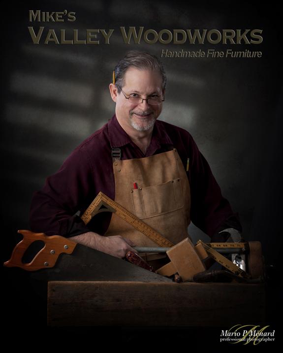 woodworker in ottawa portrait studio