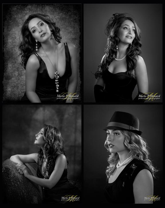 glamour, ottawa, photographer, portrait, B&W