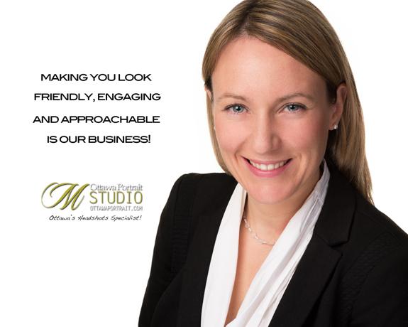 Business Portrait at Ottawa Portrait Studio