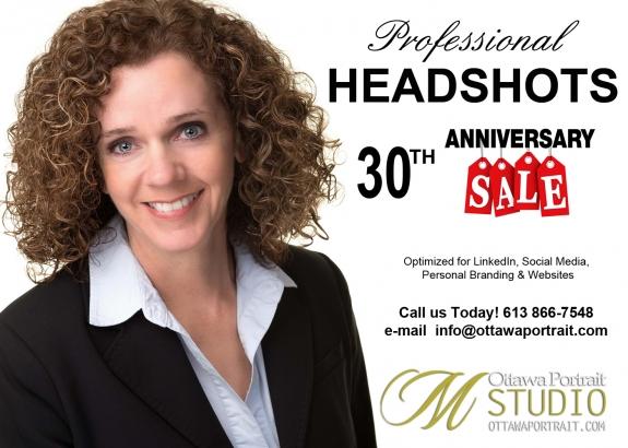 headshot ottawa, business portrait