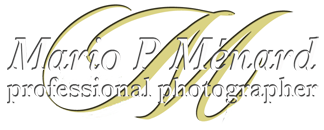 Ottawa Portrait Photographer &#8211; Mario P. Menard logo