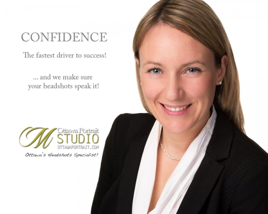 A Professional Headshot is Investing in your career - Ottawa